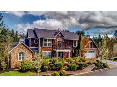 Ridgefield Single Family Home For Sale: 630 S 19th Pl