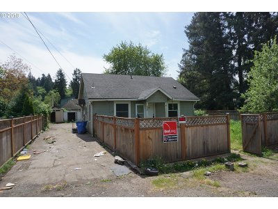 Vancouver Single Family Home For Sale: 2105 E 26th St