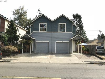 Hillsboro Multi Family Home For Sale: 236 NW Connell Ave