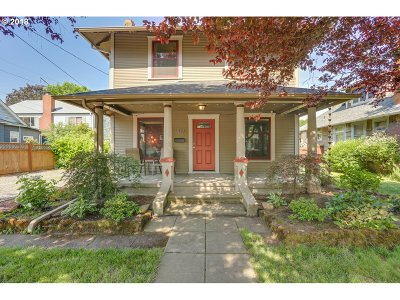 Single Family Home For Sale: 4829 SE 71st Ave