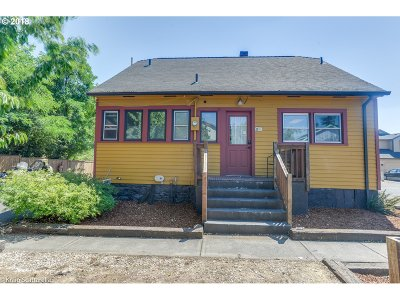 Single Family Home For Sale: 4322 SE 138th Pl