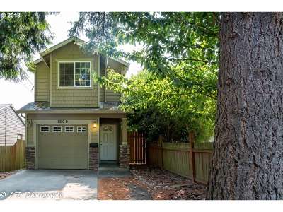 Single Family Home For Sale: 1200 SE 85th Ave