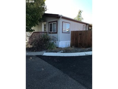 Roseburg OR Single Family Home For Sale: $29,500