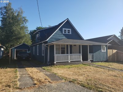 Yacolt Single Family Home For Sale: 205 E Yacolt Rd