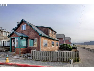 Seaside Single Family Home For Sale: 724 N Prom