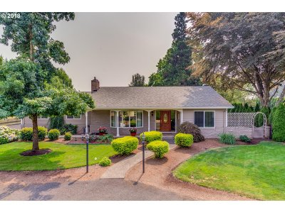 Canby Single Family Home For Sale: 8890 S Lone Elder Rd