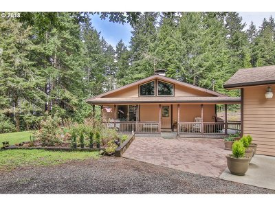 North Bend Single Family Home For Sale: 68953 St Dennis Rd