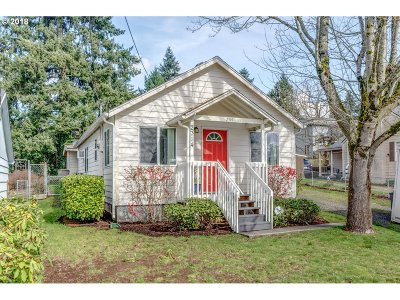 Vancouver Single Family Home For Sale: 2314 E 16th St