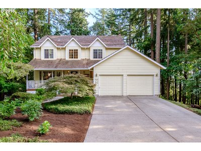 Oregon City Single Family Home For Sale: 16462 S Arrowhead Dr