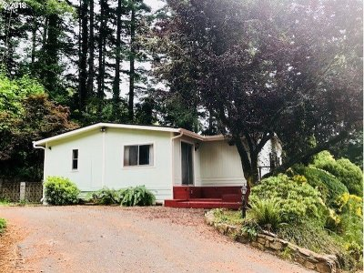 Brookings Single Family Home For Sale: 16644 Crown Terrace Rd