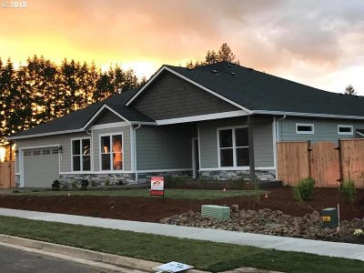 Albany Single Family Home For Sale: North Oak #Lot24