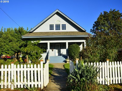 Creswell Single Family Home For Sale: 486 N 5th St