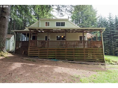 Estacada Single Family Home For Sale: 46840 SE Clausen Rd
