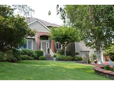 West Linn Single Family Home For Sale: 2937 Carriage Way