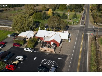 Hillsboro Commercial For Sale: 9785 SW River Rd Rd