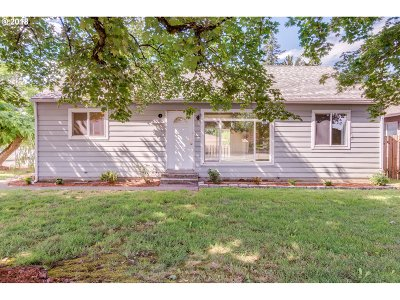 Single Family Home Sold: 19745 NE Glisan St