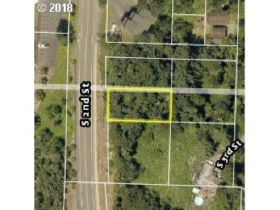 Springfield Residential Lots & Land For Sale: 2nd St