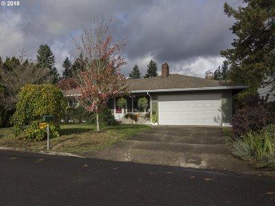 Portland Single Family Home For Sale: 14251 SE Harrison St