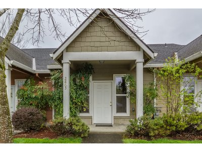 Gresham, Troutdale, Fairview Single Family Home For Sale: 2863 NE Division St