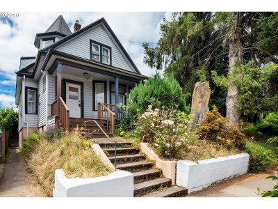 Single Family Home For Sale: 3733 N Williams Ave