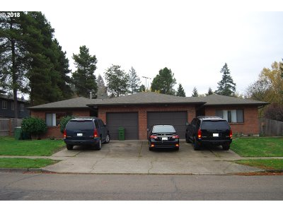 Newberg, Dundee, Mcminnville, Lafayette Multi Family Home For Sale: 1534 E 3rd St