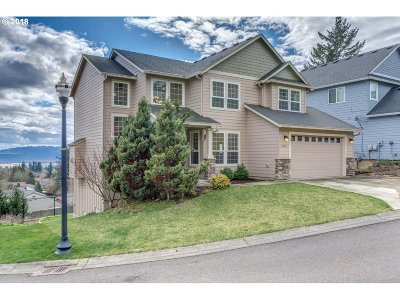 Washougal Single Family Home For Sale: 4254 St