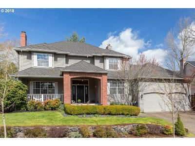 Beaverton Single Family Home For Sale: 15265 SW Heron Ct