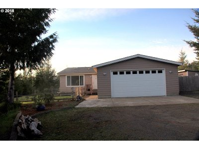 Cottage Grove, Florence, Mapleton Single Family Home For Sale: 89349 Rustic Ln