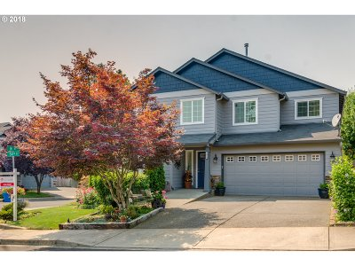 Washougal Single Family Home For Sale: 1419 54th St