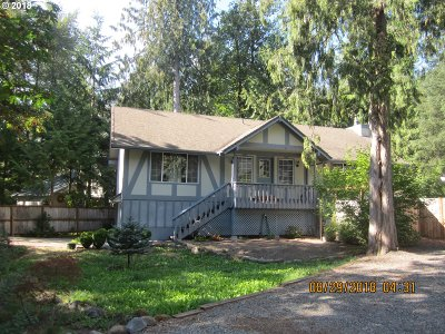 Clackamas County Single Family Home For Sale: 65333 E Timberline Dr E