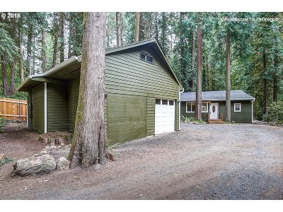Sandy Single Family Home For Sale: 40470 SE Bobtail Ln