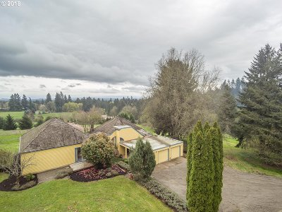West Linn Single Family Home For Sale: 26380 SW Petes Mountain Rd