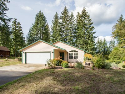 Battle Ground Single Family Home For Sale: 23111 NE 209th Ave