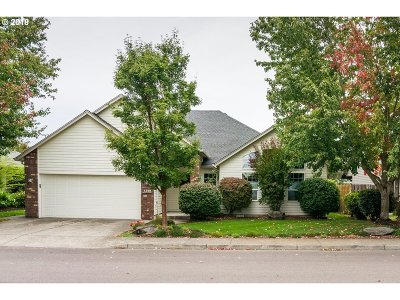 Wilsonville, Canby, Aurora Single Family Home For Sale: 1340 SE 8th Ave