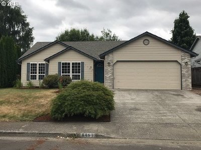 Camas Single Family Home For Sale: 5401 NW Jackson St
