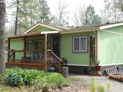 Eugene Single Family Home For Sale: 85987 Lorane Hwy