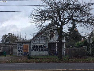 Multnomah County, Washington County, Clackamas County Single Family Home For Sale: 1327 N Rosa Parks Way