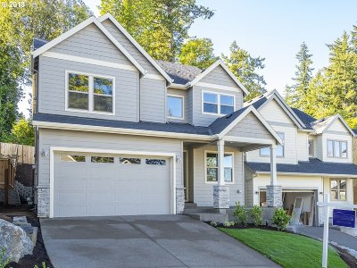 Tigard, Portland Single Family Home For Sale: 11014 SW Annand Hill Ct
