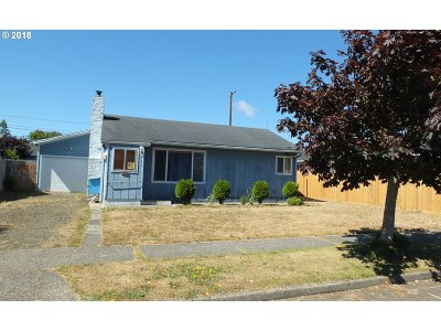 Coos Bay Single Family Home For Sale: 980 Maryland