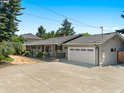 Tigard Single Family Home For Sale: 14270 SW Bull Mountain Rd
