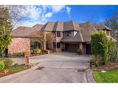 Single Family Home For Sale: 6982 SW Benham Ct