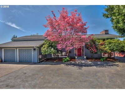 Forest Grove Single Family Home For Sale: 618 Meadow View Rd