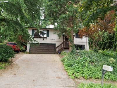 Vancouver Single Family Home For Sale: 10413 NE 22nd St