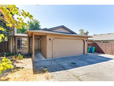 Happy Valley, Clackamas Single Family Home For Sale: 8740 SE Blaire St