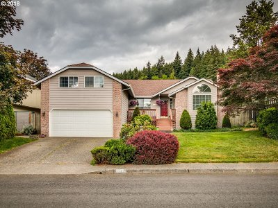 Clackamas County Single Family Home For Sale: 13841 SE Hampshire Ct