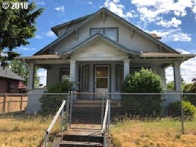 Portland OR Multi Family Home For Sale: $395,000