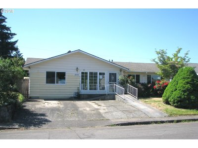 Portland Single Family Home For Sale: 9258 SE Salmon St