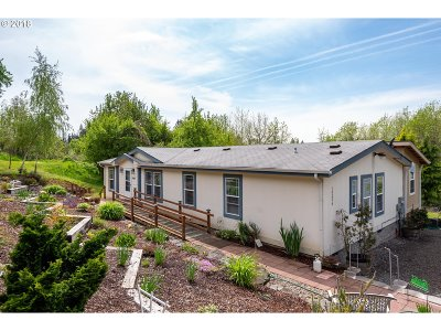 Molalla Single Family Home For Sale: 10226 S Rosewood Way