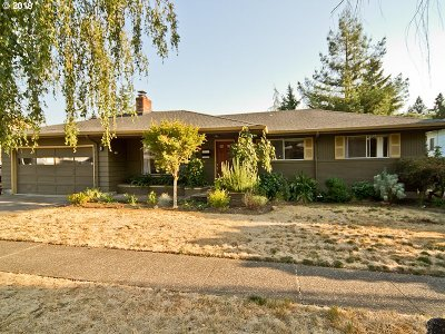 Newberg Single Family Home For Sale: 300 E 5th St