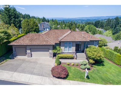Beaverton Single Family Home For Sale: 17343 SW Arbutus Dr